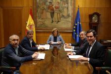 VIDEO: Gobierno – Salario Mínimo Interprofesional crece un 4% para 2018, resultando 736 euros al mes
