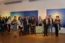 VIDEO: Lucrările artiștilor români din diaspora, promovate la Bruxelles în cadrul Festivalului de cultură românească EuRoCultura