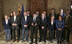 VIDEO: Referendum în Catalonia – Președintele Carles Puigdemont proclamă victoria secesioniștilor