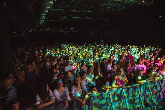 VIDEO: Smiley a susținut un concert în premieră în Spania, la Madrid, Vistalegre, pe 24 iunie 2017
