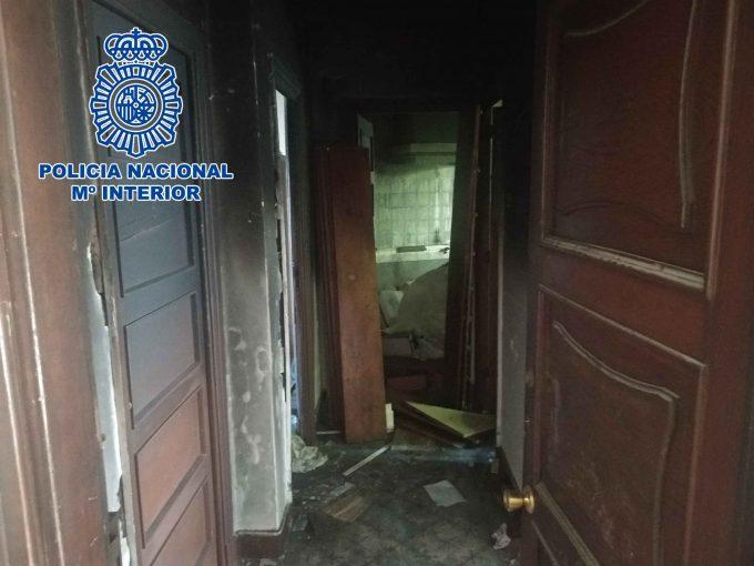 VIDEO-Spania/Poliție: 10 români eliberați dintr-o rețea care-i forța să cerşească în Santiago de Compostela