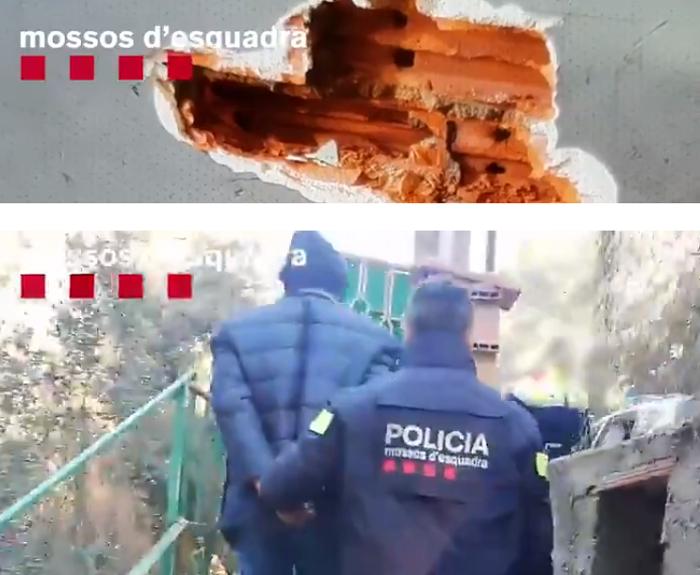 VIDEO: Spania – Poliția a destructurat ungrup specializat în spargeri, care acționa după horoscop