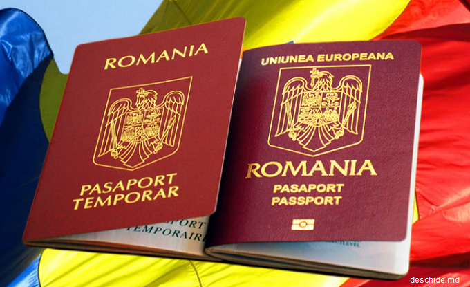 Valabilitatea pașapoartelor va fi prelungită la zece ani, pentru persoanele care au peste 25 de ani