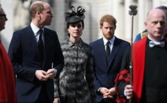 Victimele atacului de la Londra, comemorate într-o ceremonie la Westminster Abbey în prezența unor membri ai familiei regale