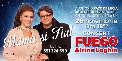 Concert-Fuego-si-Irina-Loghin-Spania-bilet