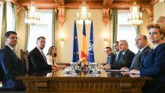 VIDEO Viorica Dăncilă, desemnată premier de preşedintele Iohannis