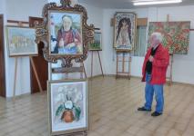 Vizitați o deosebită expoziție de pictură: Ionaşcu Gheorghe în Cabanes, provincia Castellón