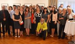 Vizita în Canada a ministrului delegat pentru relațiile cu românii de pretutindeni, Maria Ligor