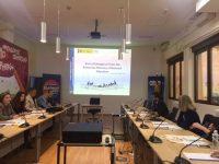 Vizita de studiu la Madrid a delegației Ministerului Educaţiei Naţionale şi Academiei Române (23-27 octombrie 2017)