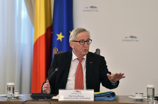 Vizita lui Jean-Claude Juncker la Bucureşti şi un concert la Ateneu marchează preluarea de către România a preşedinţiei Consiliului UE