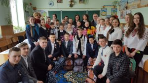 Vizita ministrului pentru Românii de Pretutindeni în Ucraina
