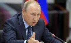 """Vladimir Putin avertizează că """"isteria militară"""" angajată în jurul Coreii de Nord poate să ducă la o catastrofă planetară"""