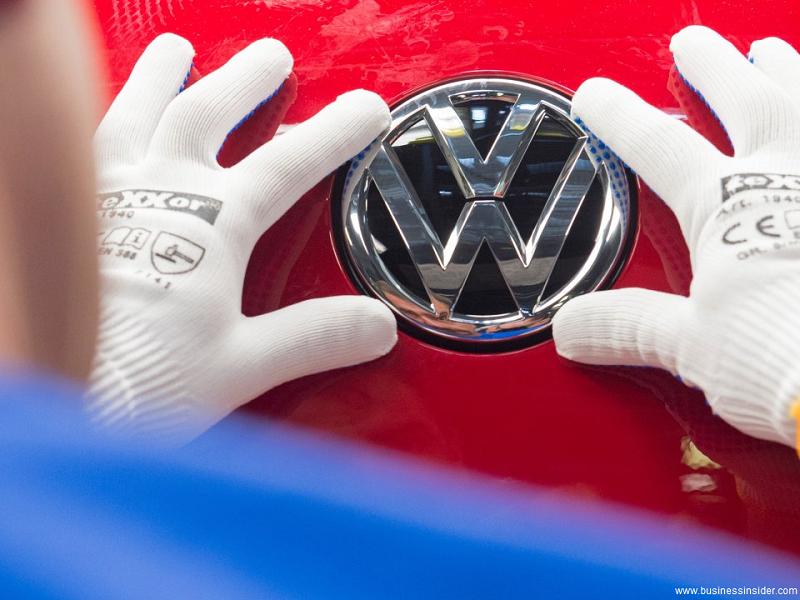Volkswagen va rechema la service 8,5 milioane de vehicule