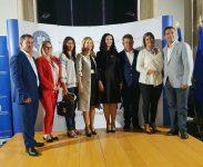 """Zece români din Portugalia, premiați în cadrul galei """"100 pentru Centenar"""""""