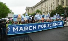 """Zeci de mii de persoane au participat la """"Marșul pentru Știință"""" în mai multe orașe ale lumii"""