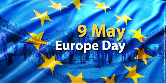 Ziua Europei este marcată în fiecare an, la data de 9 mai