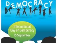 Ziua Internaţională a Democraţiei