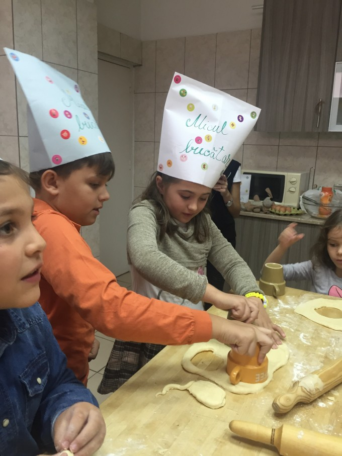 Școala de Sâmbătă la Ambasada României de la Madrid