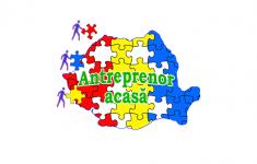 """COMUNICAT DE PRESĂ. Prima etapă a proiectului """"Acasă Plus – Antreprenori pentru Sustenabilitate"""" s-a încheiat"""
