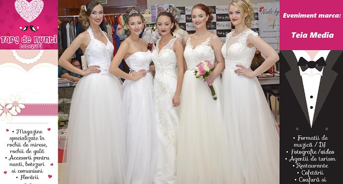 În zilele de 2 și 3 aprilie a avut loc primul târg românesc de Nunți și Botezuri din Spania - eleganță, stil, profesionalism