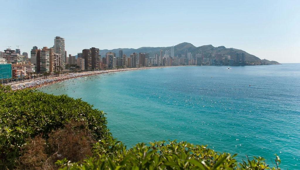 Înnoptările în hotelurile din Spania au scăzut cu 78,4% în septembrie