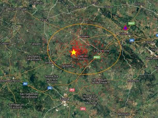 Şcoli evacuate în Portugalia, după un seism cu magnitudinea de 4,9