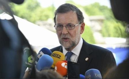 Șeful guvernului Spaniei, Mariano Rajoy, face apel la calm, în contextul ''delirurilor autoritare'' în Catalonia