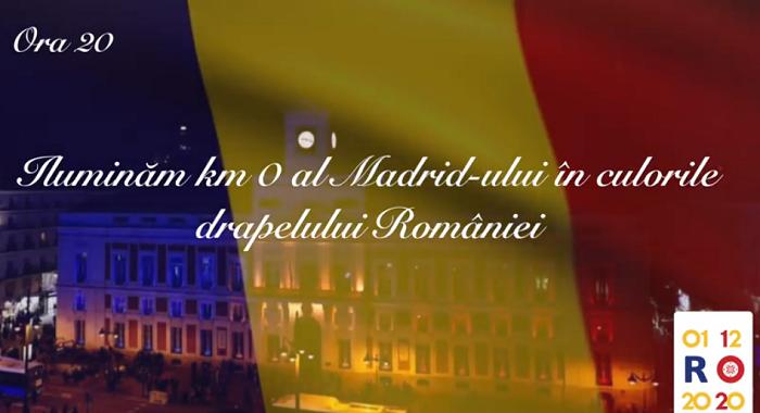 1 Decembrie: Ziua Naţională a României, sărbătorită la Madrid