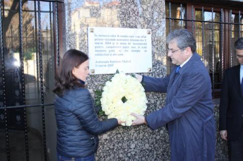 12 años desde los trágicos atentados terroristas perpetrados el 11 de marzo de 2004 en Madrid