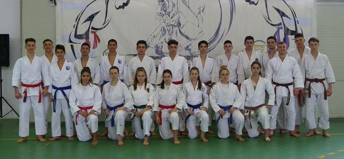 21 de medalii pentru România la Campionatului European de Ju-Jitsu pentru juniori (U18) și tineret (U21)