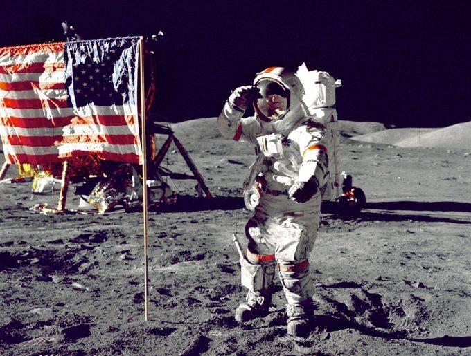 50 de ani de la primul pas pe Lună: Apollo 11, un spectacol mediatic unic în istoria omenirii