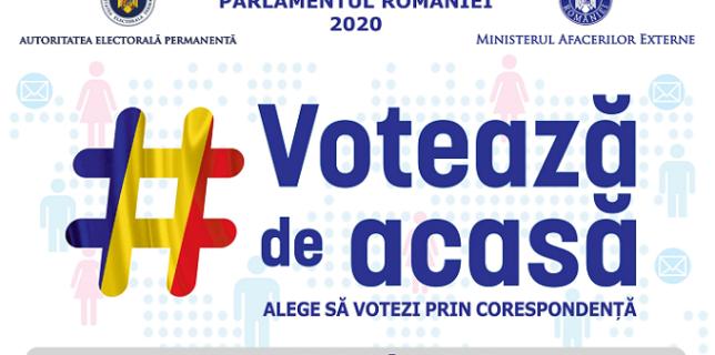 AEP: Peste 18.700 de români din diaspora s-au înscris pentru votul la parlamentare