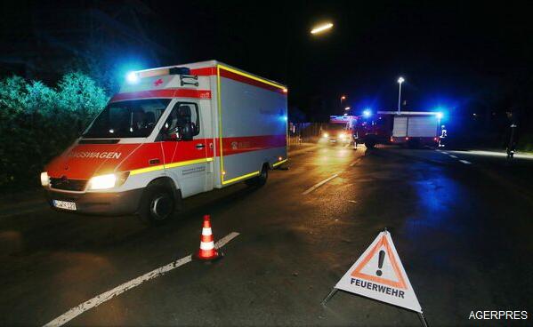 ALERTĂ Germania: Mai multe persoane rănite într-un tren după un atac cu toporul; agresorul a fost împușcat de poliție