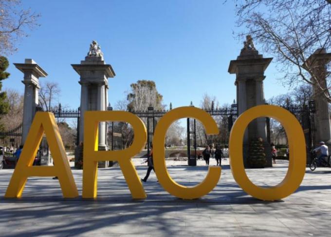 ARCO Madrid: Galeriile româneşti Gaep, Ivan şi Suprainfinit - la Târgul Internaţional de Artă Contemporană