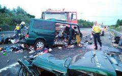 Accident în Ungaria/ MAE: Toate cele nouă persoane decedate sunt de cetăţenie română