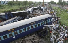 Accident feroviar în India: Bilanțul crește la 142 de morți