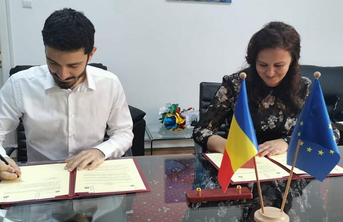 Acord de colaborare între MRP și Liga Studenților Români din Străinătate (LSRS)