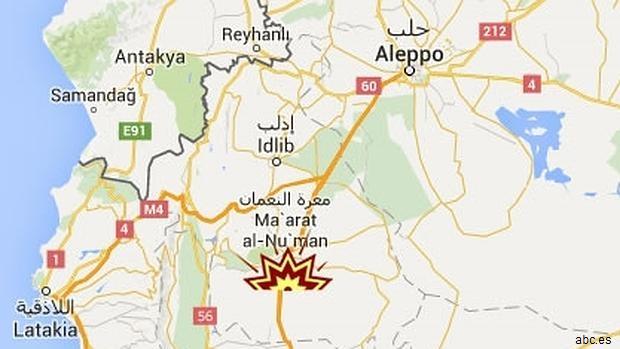 Acusan a la fuerza aérea rusa de destruir un hospital de Médicos Sin Fronteras en Siria