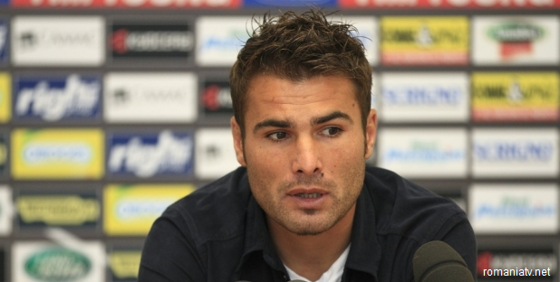 Adrian Mutu, premiat de FRF pentru întreaga activitate la echipa națională înaintea meciului cu Georgia