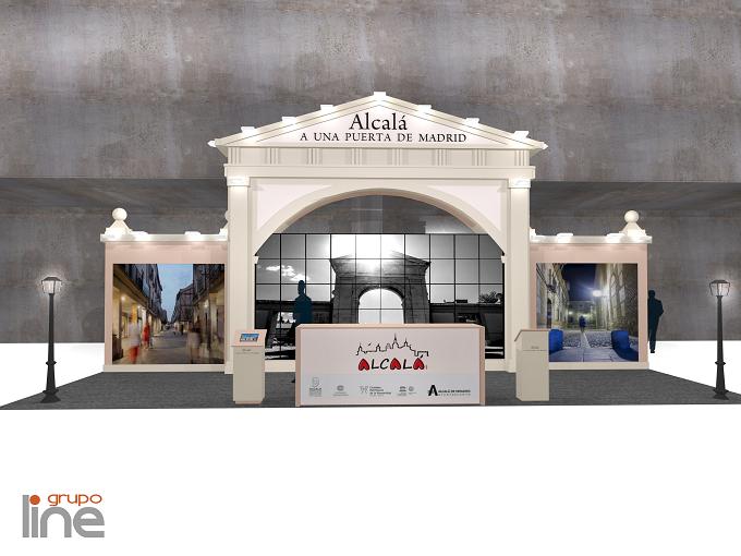 Alcalá de Henares presente en FITUR 2021 con stand propio