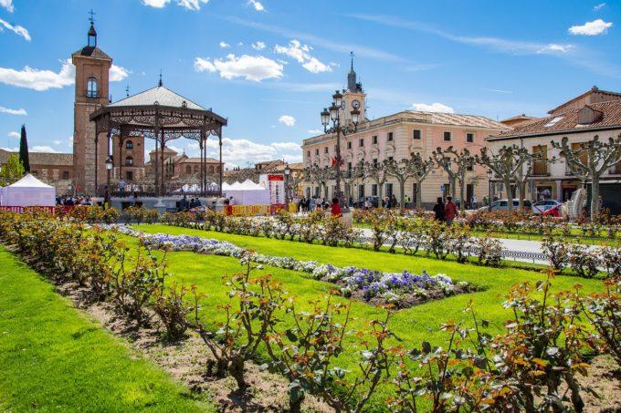 Alcalá de Henares recibe el reconocimiento de Naciones Unidas y la Arbor Day Foundation por la gestión de las zonas verdes en la ciudad