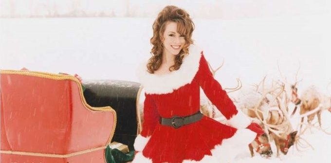 """All I Want for Christmas Is You"", de Mariah Carey, în fruntea topului Billboard, la 25 de ani după lansare"