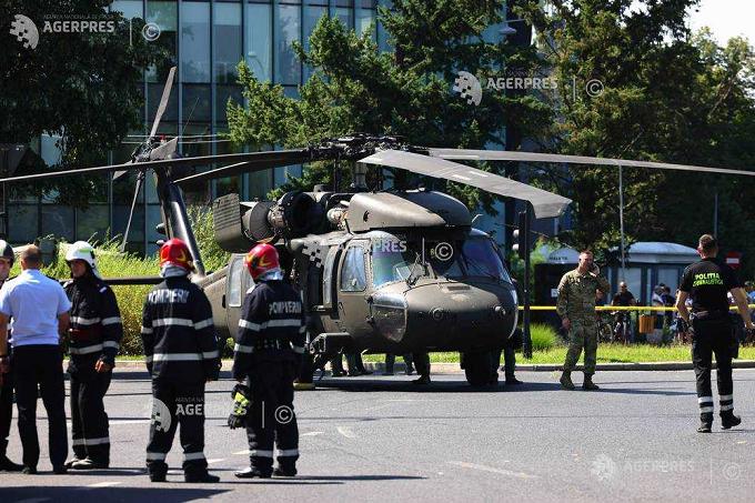 Ambasada SUA Lucrăm alături de partenerii români pentru a rezolva situaţia creată de elicopterul forţelor americane-1