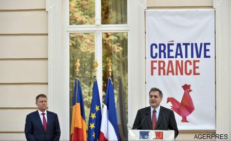 Ambasadorul Franței: Pregătim în mod activ viitoarea vizită a președintelui Hollande în România