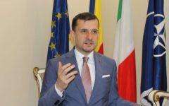 Ambasadorul României în Italia felicită ''România europeană'' şi pe ''toţi românii care cultivă sentimentul omeniei''