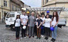 Ambulanţa pentru monumente, proiect susţinut de Prinţul Charles, printre câştigătorii premiilor europene pentru patrimoniu