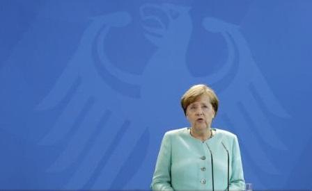 Angela Merkel: Europa și lumea vor lupta împreună pentru a frâna schimbarea climatică