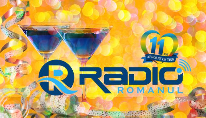 Aniversare 11 ANI RADIO ROMÂNUL LA MULȚI ANI