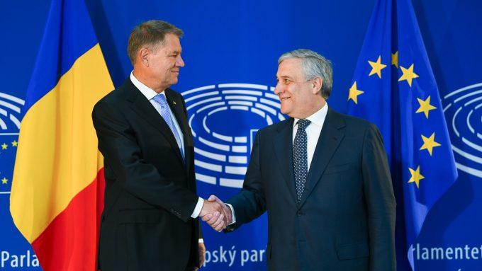 Antonio Tajani: Parlamentul European apără statul de drept în România