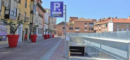 Aparcamiento subterráneo Parque Central Low Cost, con 300 plazas en Torrejón de Ardoz-Madrid